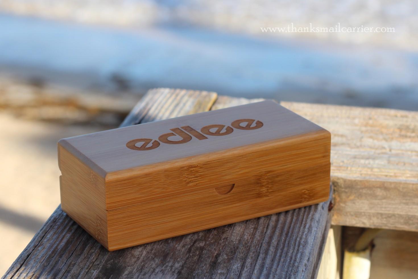 edlee bamboo box