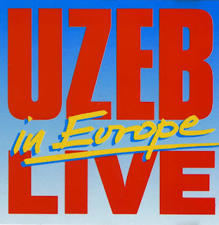 UZEB - 1988 - Live in Europe