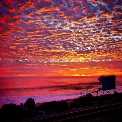 World's Best Sunsets San Clemente California