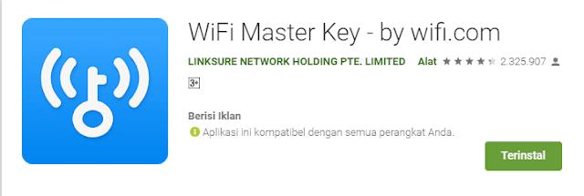 Download Aplikasi Master Key For Android Gratis