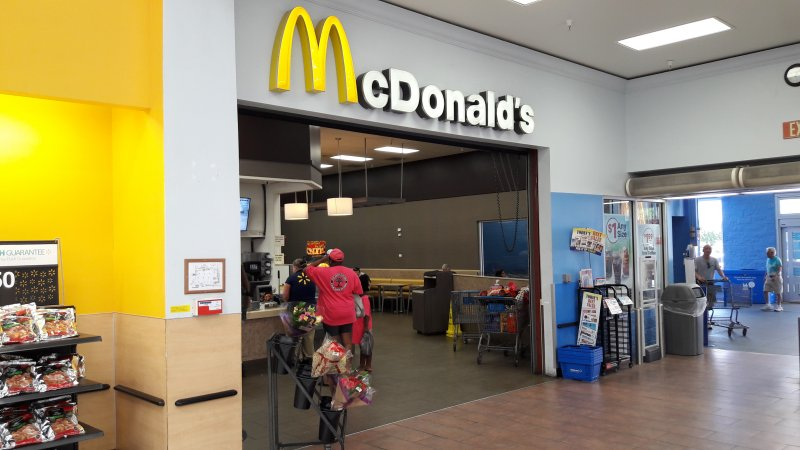 McDonald's (Walmart Location), Viera, FL