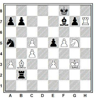 Estudio de ajedrez de Jan Timman, New in Chess Magazine 1997