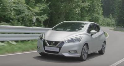 Νέο Nissan MICRA Dynamic b-roll