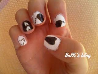 Some nail art...