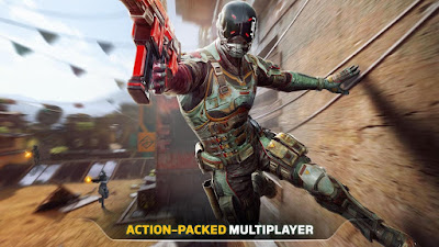 Modern Combat Versus Apk + OBB for Android