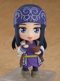 "Nendoroid Asirpa de ""Golden Kamuy"" - Good Smile Company"