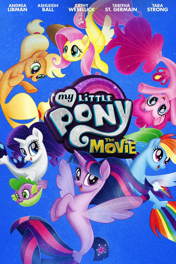 My Little Pony: The Movie (2017) มาย ลิตเติ้ล โพนี่ เดอะ มูฟวี่
