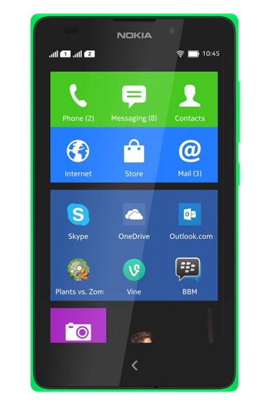 Nokia XL Resmi Hadir di Indonesia, Tersedia di ICS 2014