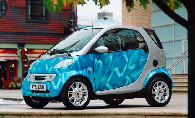 2001 Smart City Coupe