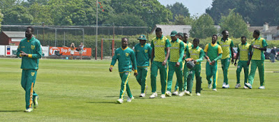 Nigeria Under-19 Cricket Team