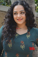 Nithya Menon promotes her latest movie in Green Tight Dress ~  Exclusive Galleries 041.jpg