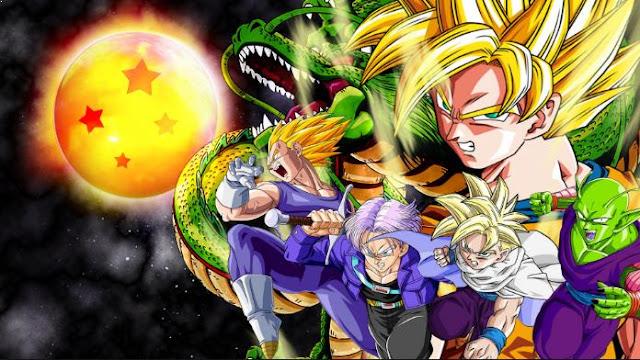 Dragon Ball - Daftar Anime Martial Arts Terbaik dan Terpopuler
