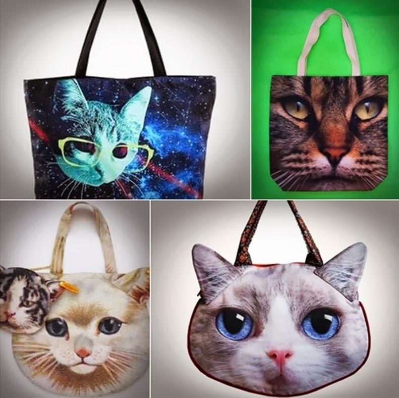 5c07833bc2 Então gatas e gatos, curtem essa tendência Animal Face? Eu gosto, mas  prefiro os gatinhos fofos! #Meow