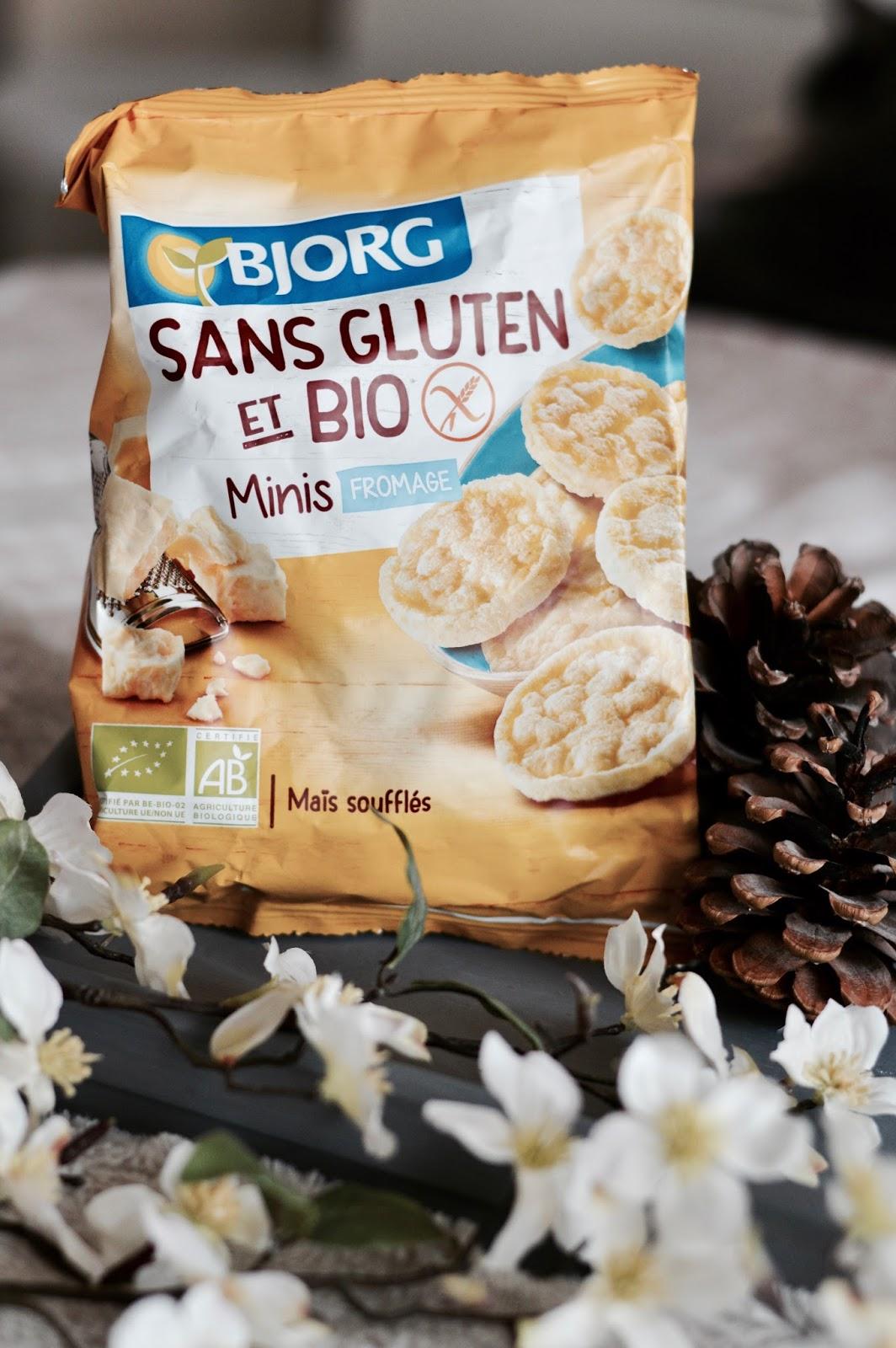 test et avis produits bjorg bio et sans gluten