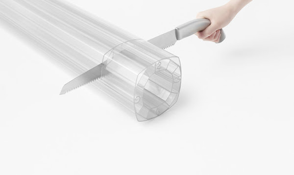 東京的這個展上,設計師想讓你切下「時間」帶回家 - Shopping Design
