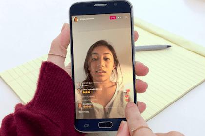Instagram Membawa Siaran Tamu Split-Screen Ke Live Streams