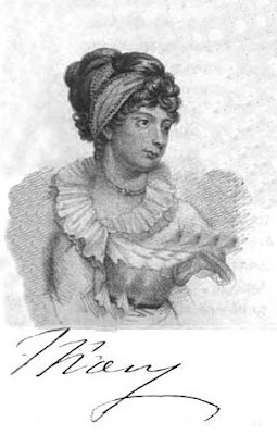 Princess Mary  from A Biographical Memoir of Frederick,   Duke of York and Albany by J Watkins (1827)
