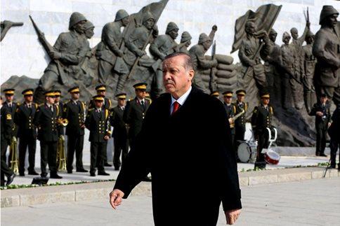Σε κατάσταση συναγερμού έχει τεθεί η Τουρκία