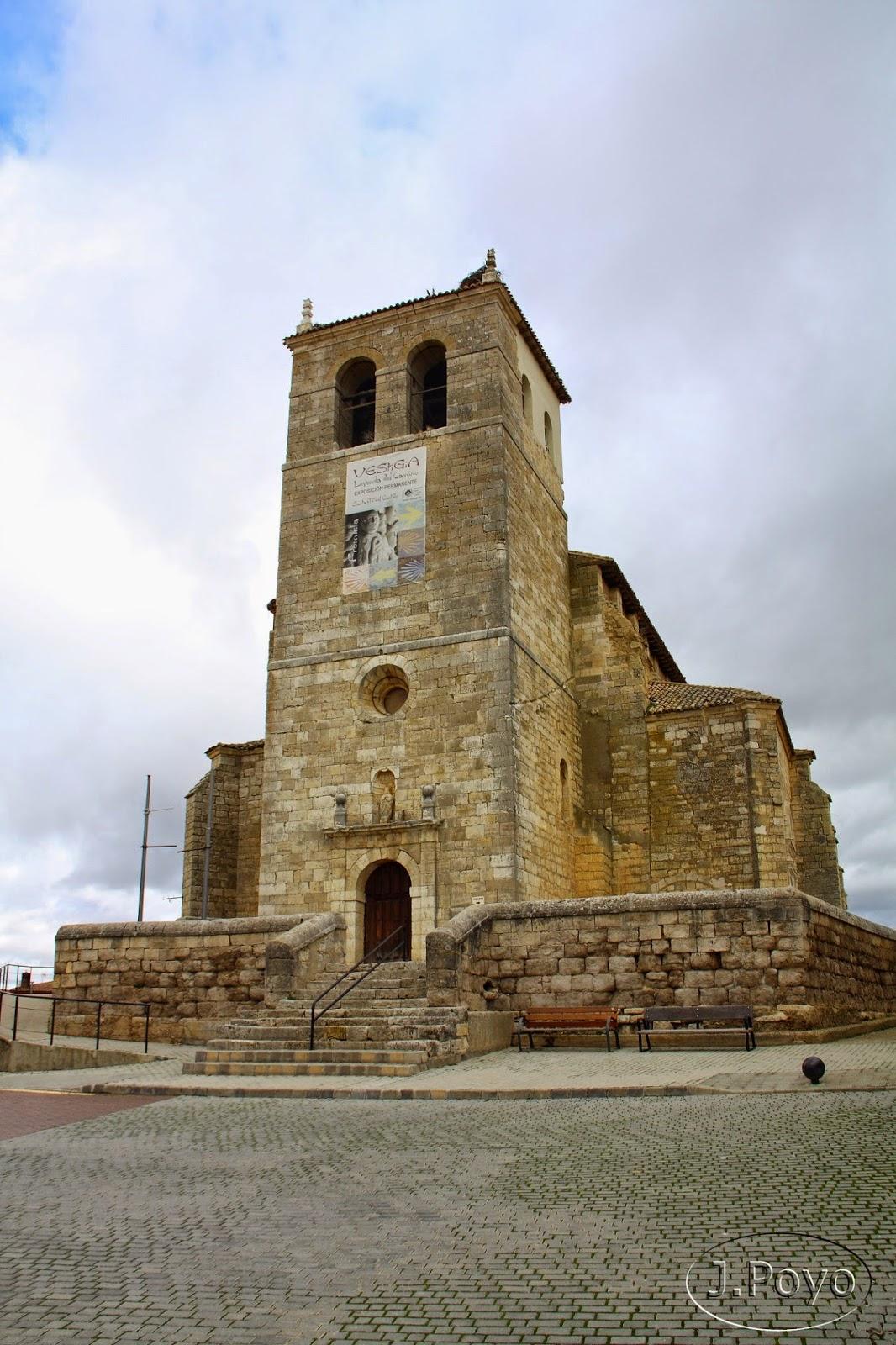 Iglesia de Nuestra Señora del Castillo, Frómista