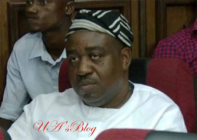 DSS Arrests Suswam, PDP Kicks