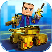 Block City Wars apk mod