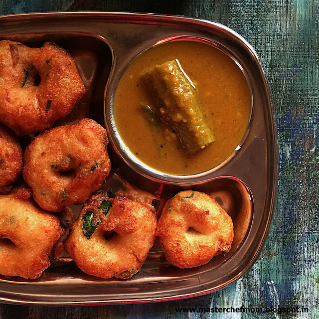 Vegetable Vadai Recipe