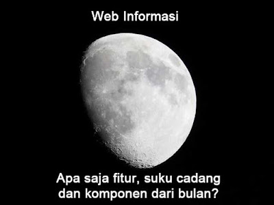 Komponen bulan