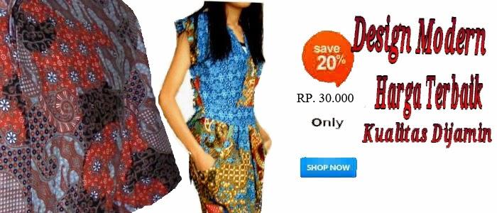 baju batik pekalongan online