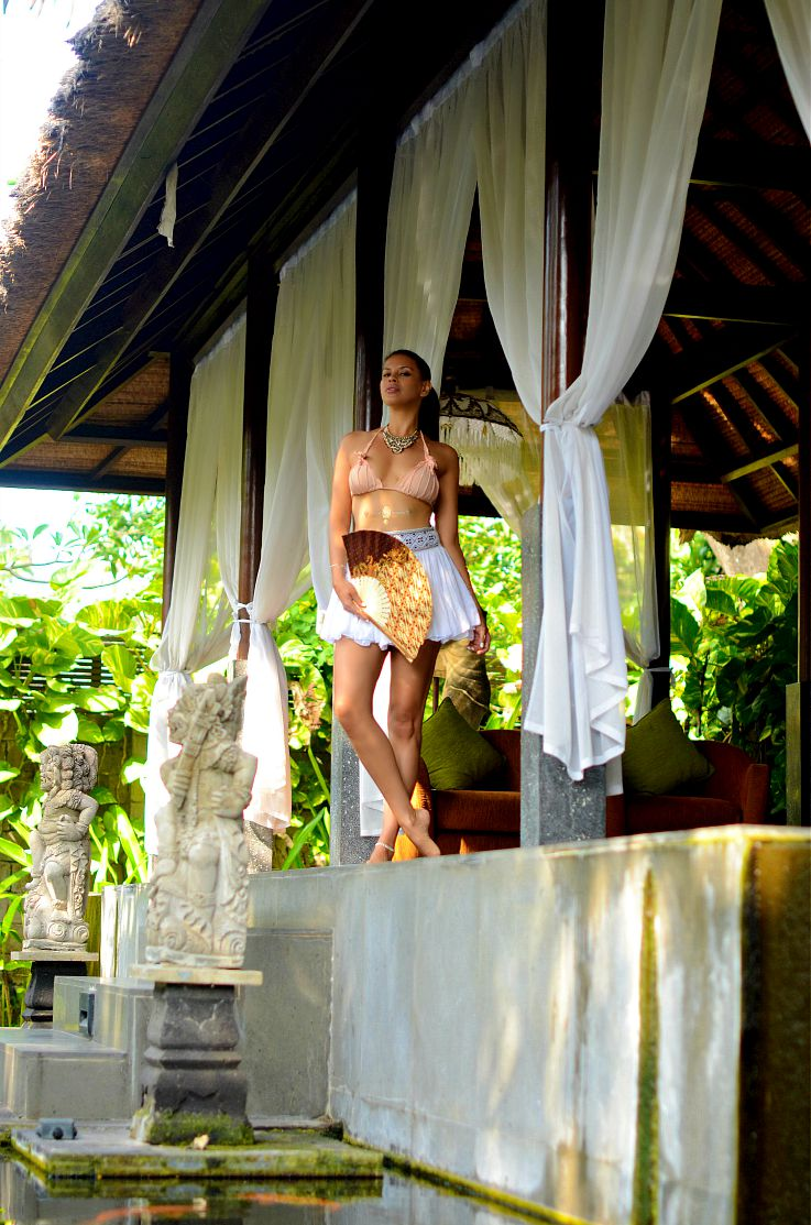Hunkemoller, Sylvie Collection, Myca Couture, Bali, Indonesia, Legian Beach Hotel