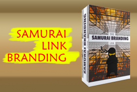 Samurai Link Branding