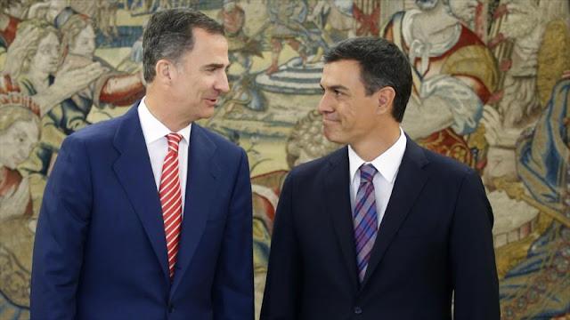 """Partidos españoles aseguran al rey que dirán """"no"""" a candidatura del PP"""