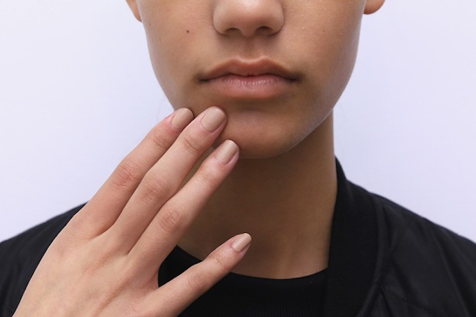 NYFW Fall/Winter 2016 nail trends Proenza Schouler