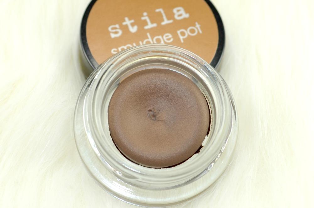 Stila Bronze Smudge Pot Eyeshadow & Gel Eyeliner
