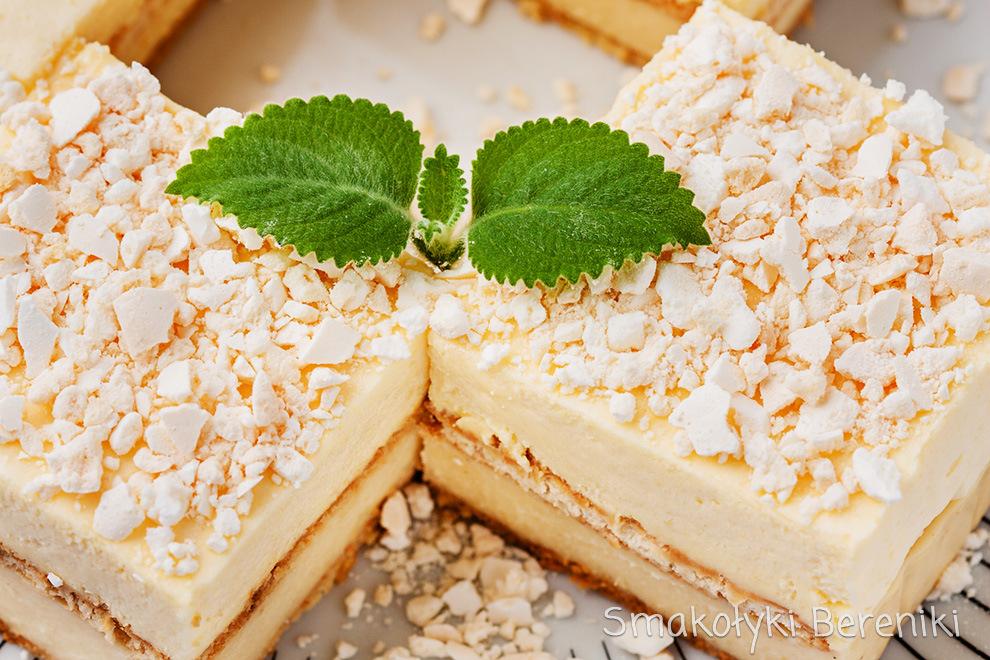 ciasto z masą cytrynową