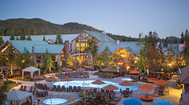 Wedding Venues Bay Area California Tenaya Lodge Yosemite