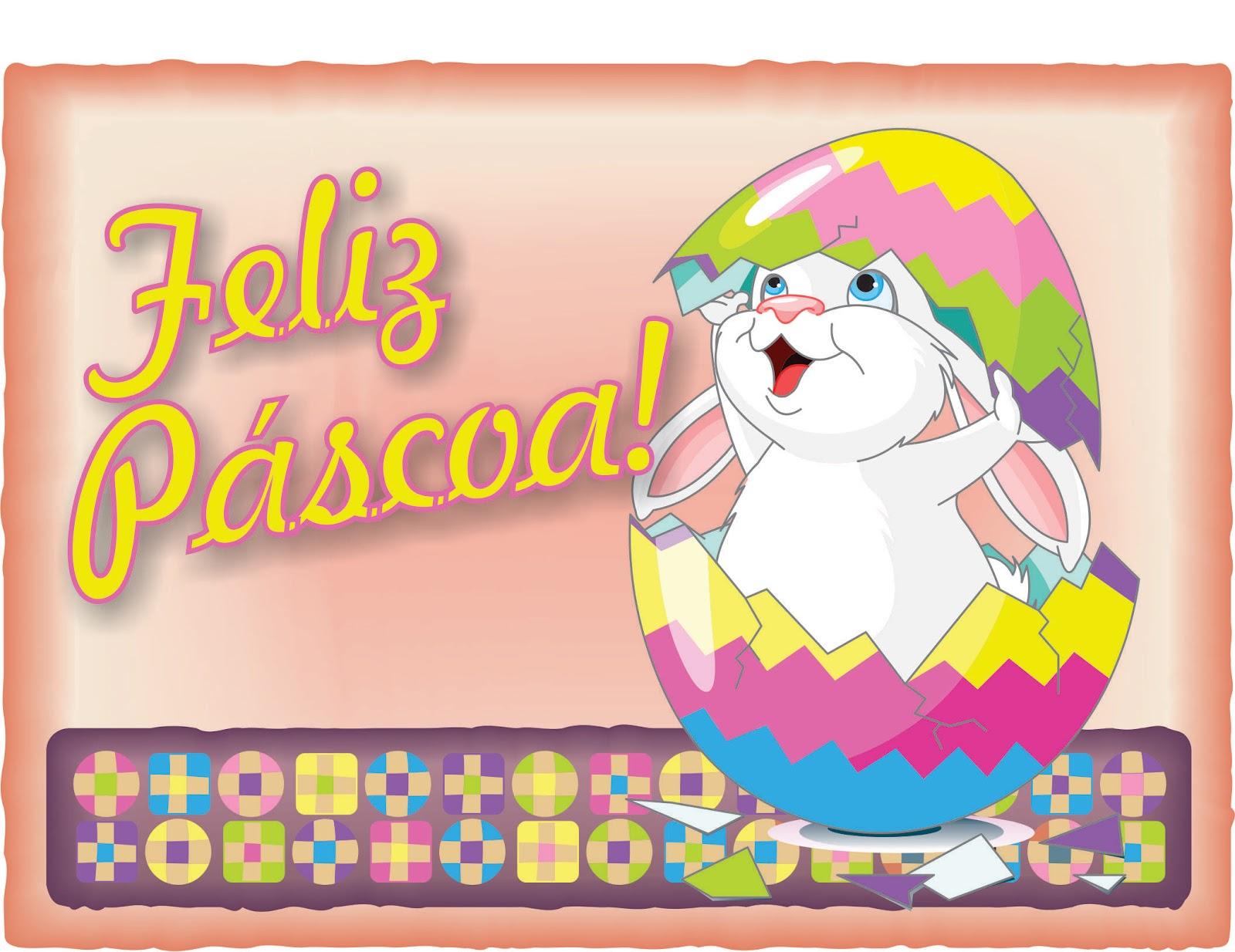 O Mundo Das Receitas: Feliz Páscoa