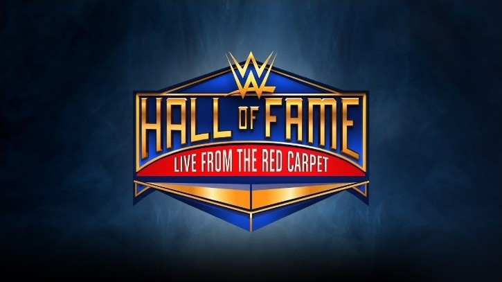 WWE Hall of Fame 2018 Red Carpet 720p WEBRip 250mb x264