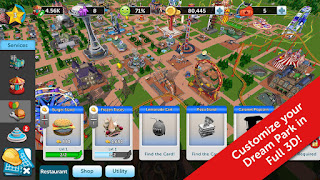 RollerCoaster Tycoon Touch v1.9.2