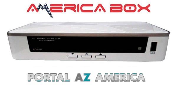 Resultado de imagem para AMERICABOX S205 PLUS PORTAL AZAMERICA