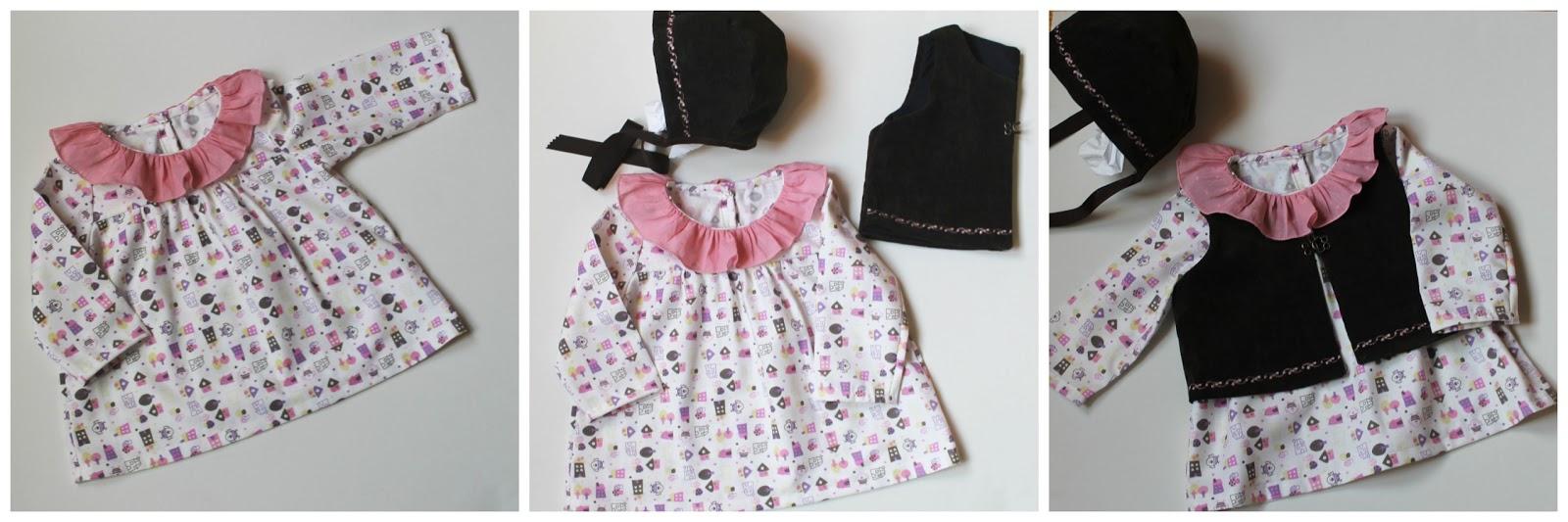 Cosas de Butterflies: Mi patrón de vestido para niña preferido ...