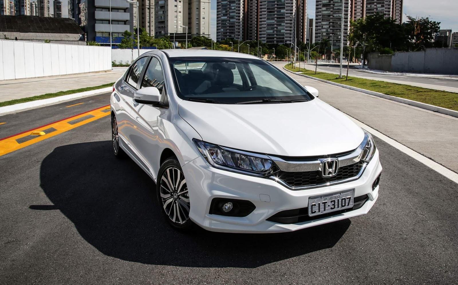Novo Honda City 2018: detalhes, versões e preços - Brasil ...
