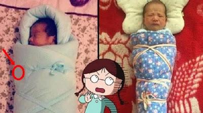 Dokter Mau Cek Pusar Dedek Bayi, Waktu Selimutnya Dibuka Semua Syok Waktu Lihat Isinya!! Sungguh Mengejutkan !