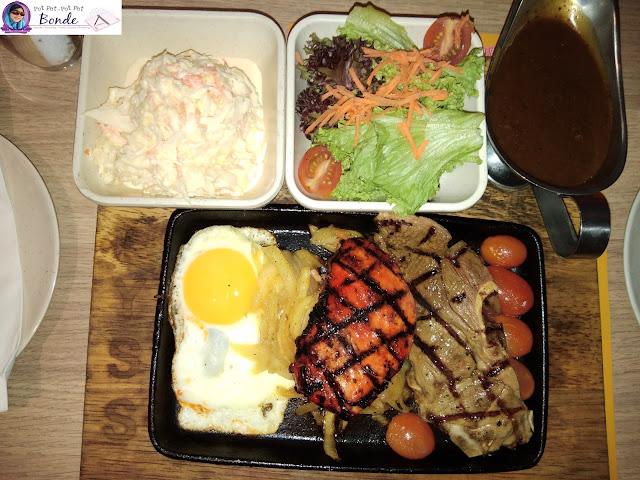 Lamb Chicken Grill n black pepper.