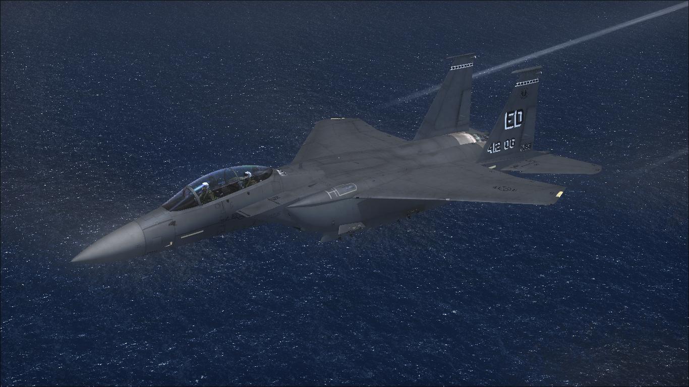 F 15e mudhen pilote fsx sp1 :: comahoco ga