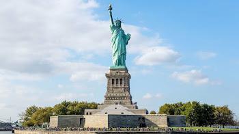No puedes dejar de ver La Estatua de La Libertad