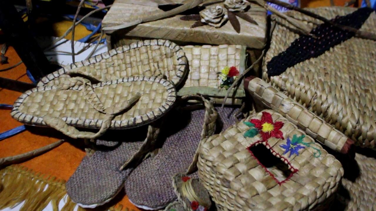 Pesona Timur Indonesia Menyulap Eceng Gondok Menjadi Rupiah
