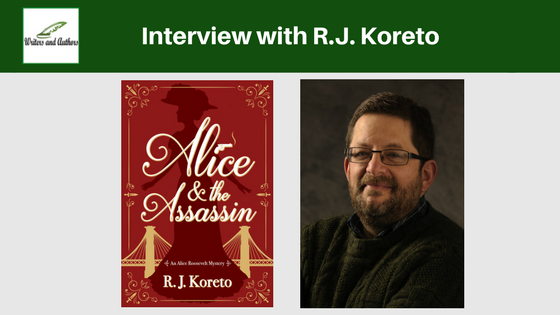Interview with R.J. Koreto