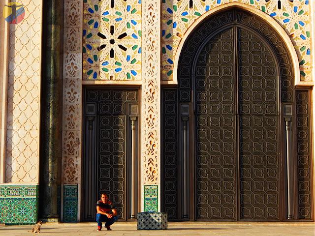 Foto Mezquita Hassan II