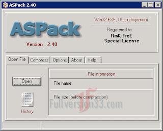 ASPack 2.40