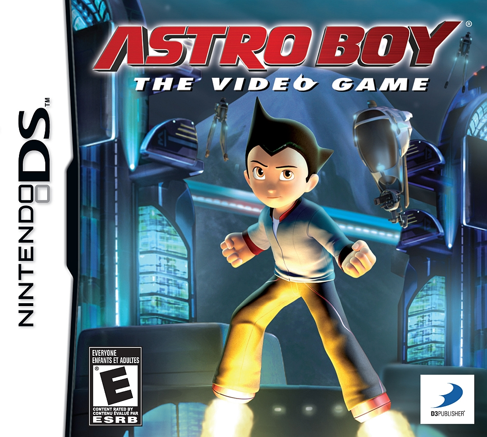 Astro Boy: The Video Game Cheats - Wii Cheats Wiki Guide - IGN